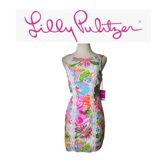 NWT Lilly Pulitzer For Target Sz 4